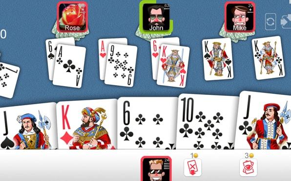 бесплатно играть в людьми в дурака карты с