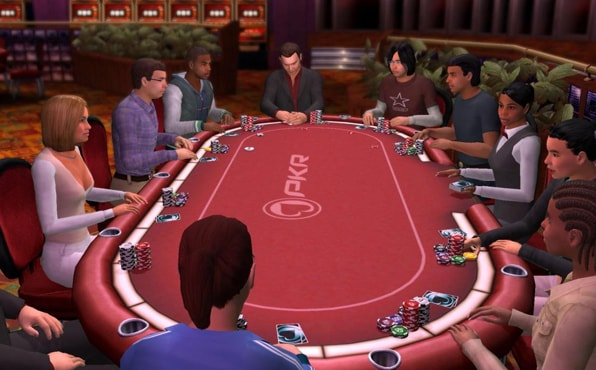 покер онлайн бесплатно без регистрации на русском